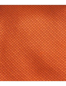 Men's Rust Basket Weave 100% Silk Tie