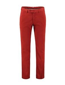 Herren Chino – Slim Fit – Garment Dye – Orange