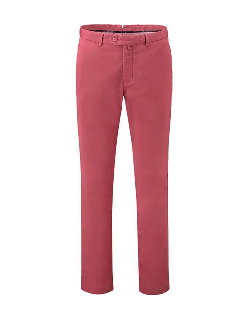 Men's Rose Slim Fit Garment Dye Chinos