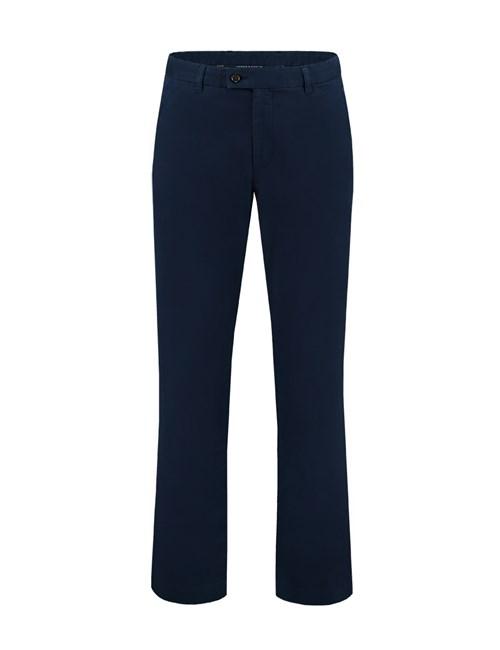 Men's Navy Garment Dye Classic Fit Chinos