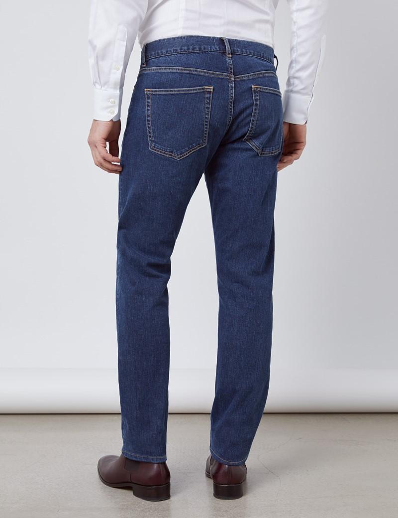 Men's Premium Stretch Denim Jeans