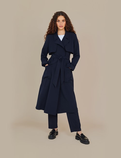 Finery Women's Cassidy Trench Coat