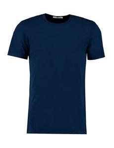 T-Shirt – Rundhals – Dunkelblau